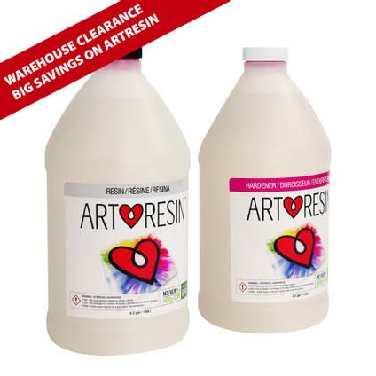 ArtResin 1 gal Studio Kit