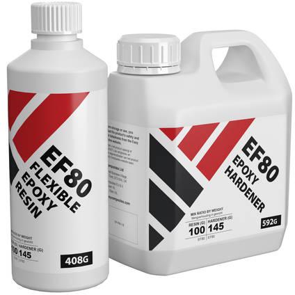 EF80 Flexible Epoxy Resin 1kg Kit