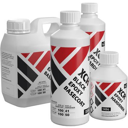 XCR Black Epoxy Basecoat Product Range