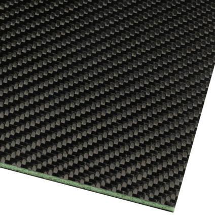 Foam Cored Carbon Fibre Panel