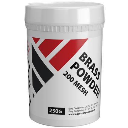 Brass Metal Powder 250g