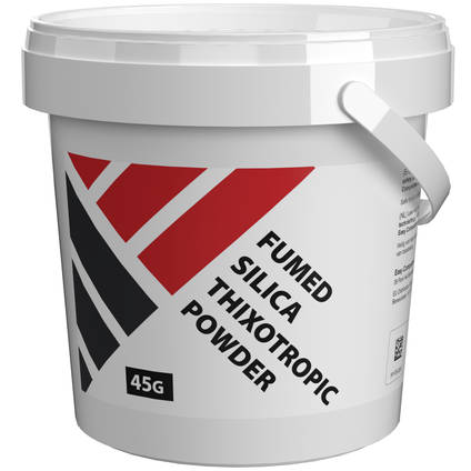 Fumed Silica Thixotropic Powder 45g