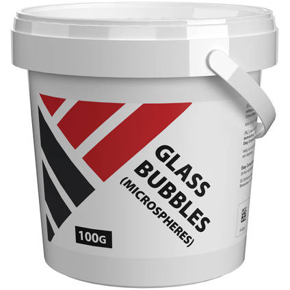 Glass Bubbles (Microspheres) 100g