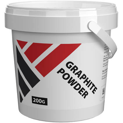 Graphite Powder 200g