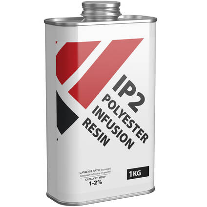 IP2 Polyester Infusion Resin 1kg