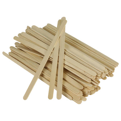 Long Mixing Sticks Pack of 100