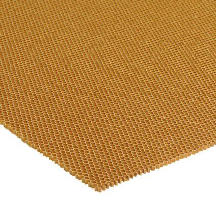 3.2mm Cell 29kg Nomex Aerospace HoneycombT=3mm,