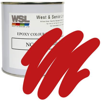 Signal Red (Lead Free) Epoxy Pigment 500g