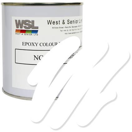 White Epoxy Pigment 500g
