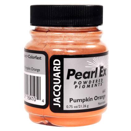 Pumpkin Orange (#641)Pearl Ex Powdered Pigment 21g