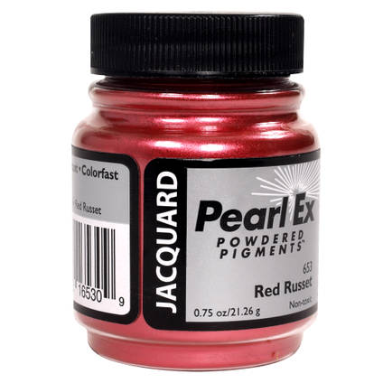Red Russet Pearl Ex Powder Pigment