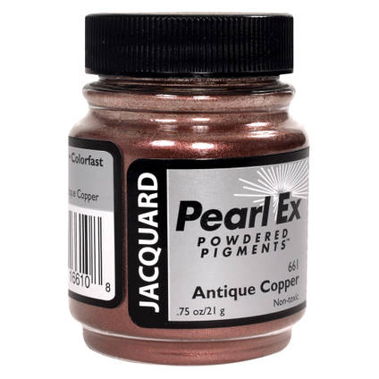 Antique Copper (#661) Pearl Ex Powdered Pigment 21g