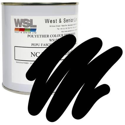 Black Polyurethane Pigment 500g