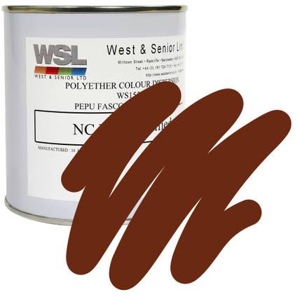 Chestnut Brown Polyurethane Pigment 500g
