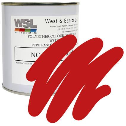 Signal Red (Lead Free) Polyurethane Pigment 500g
