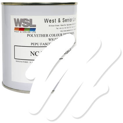 White Polyurethane Pigment 500g