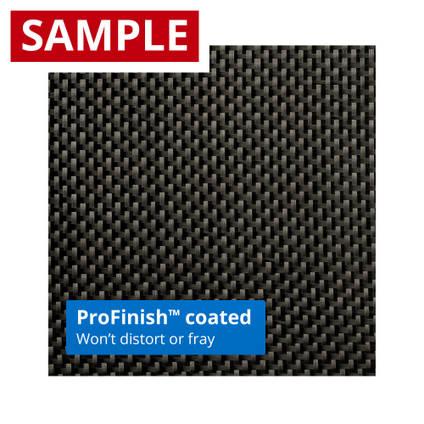 90g Plain Weave 1k ProFinish Carbon Fibre - SAMPLE