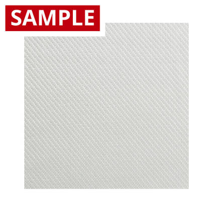 100g 2x2 Twill Woven Glass - SAMPLE