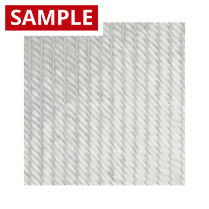 440g Biaxial Glass Cloth - SAMPLE