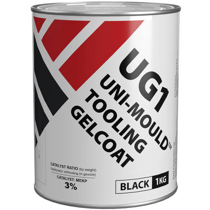 Uni-Mould Tooling Gelcoat 1kg