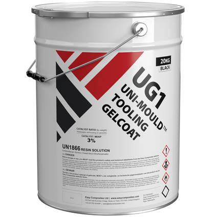 Uni-Mould Tooling Gelcoat 25kg