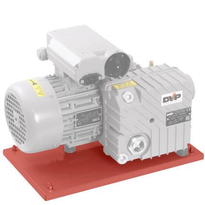 Baseplate for EC20 Vacuum Pump