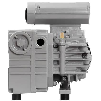 EC20 Industrial Vacuum Pump - Front View