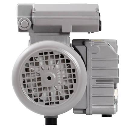 EC20 Industrial Vacuum Pump - Rear View