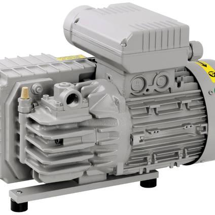 EC20 Industrial Vacuum Pump - Rear Angle