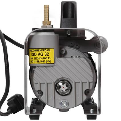EC4 Compact Composites Vacuum Pump - Front View