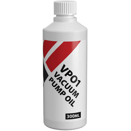 VPO1 High Vacuum Pump Oil 300ml