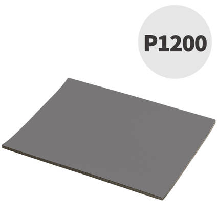 Mirka P1200 Wet and Dry Abrasive Paper 10 Sheets