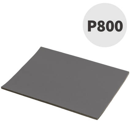 Mirka P800 Wet and Dry Abrasive Paper 10 Sheets
