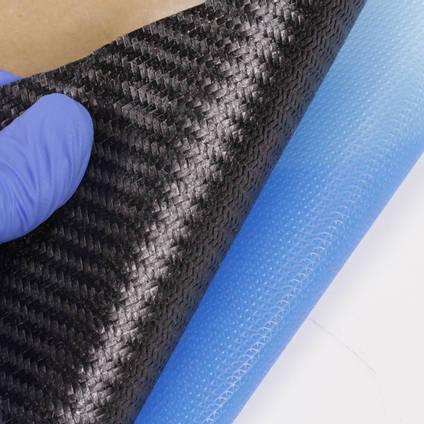 XC110 210g 2x2 Twill 3k Prepreg Carbon Fibre Fingers