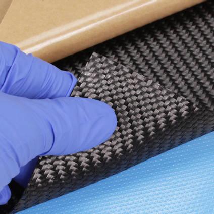XC110 416g 2x2 Twill 6k Prepreg Carbon Fibre Fingers