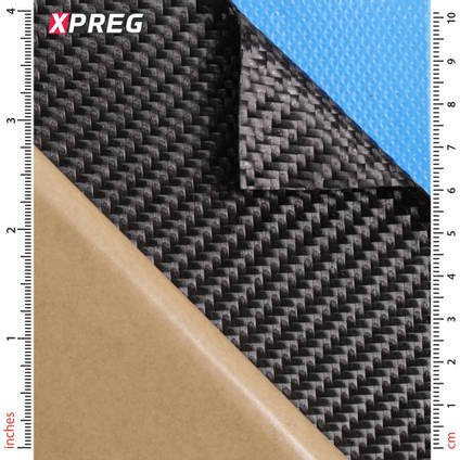 XC110 416g 2x2 Twill 6k Prepreg Carbon Fibre