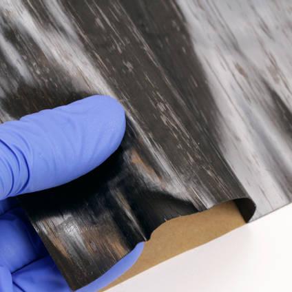XC130 300g Unidirectional Prepreg Carbon Fibre Fingers