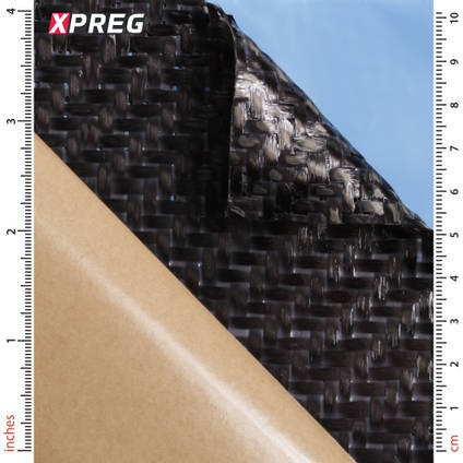 XC130 450g 2x2 Twill 12k Prepreg Carbon Fibre