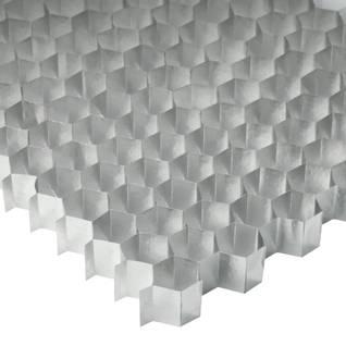 "19.1mm (3/4"") Cell Aluminium Honeycomb Thumbnail"