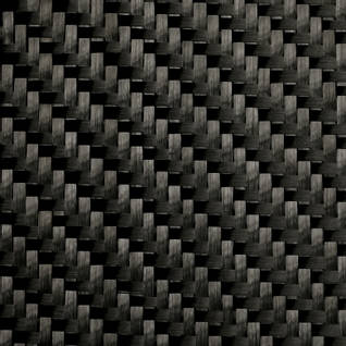 200g 2x2 Twill 3k Black Stuff Carbon Fibre Cloth (1000mm) Thumbnail