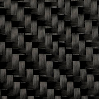 450g 2x2 Twill 12k Carbon Fibre Cloth (1000mm) Thumbnail