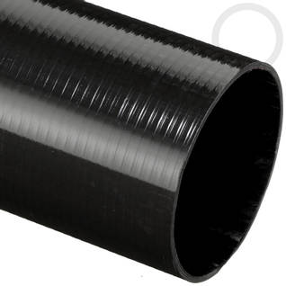 50.3mm (47.5mm) Roll Wrapped Carbon Fibre Tube Thumbnail