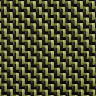 210g 2x2 Twill 3k Carbon Kevlar Cloth (1200mm) Thumbnail