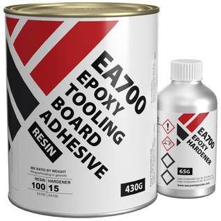 EA700 Epoxy Tooling Board Adhesive 495g Kit Thumbnail