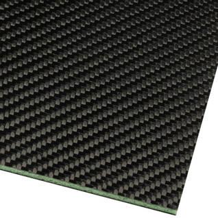 Foam Cored Carbon Fibre Panel Thumbnail