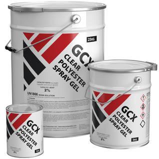 GCX Clear Polyester Spray Gel Thumbnail