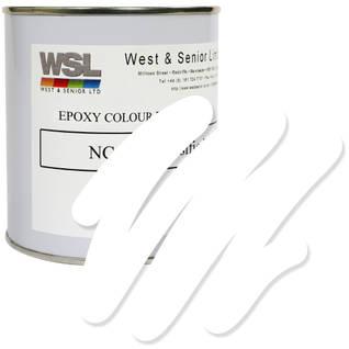 White Epoxy Pigment Thumbnail