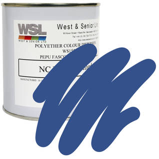 Motorway Blue Polyurethane Pigment Thumbnail
