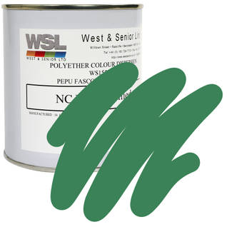 Emerald Green Polyurethane Pigment Thumbnail
