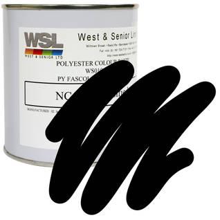 Black Polyester Pigment Thumbnail
